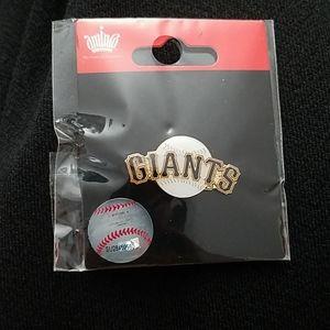 ⏰San Francisco Giants Pin